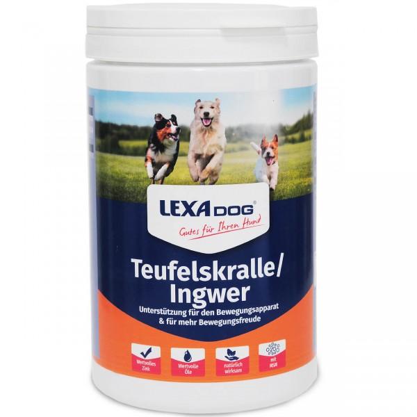 Lexa Dog Teufelskralle/Ingwer