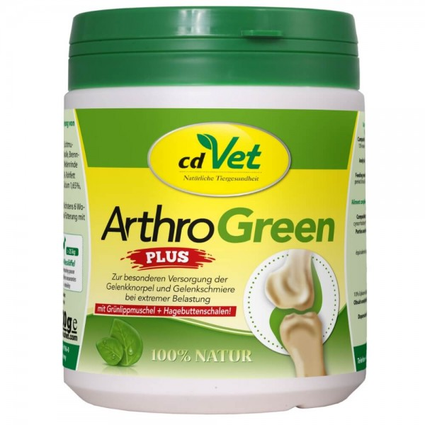 cdVet ArthroGreen plus Hund