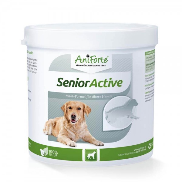 AniForte Senior Active 250g