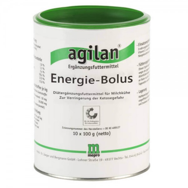 agilan Energie-Bolus 10x100g