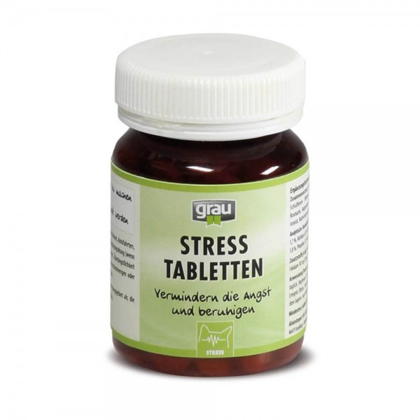 Grau Stress Tabletten