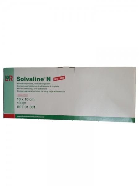 Solvaline N Sterile Wundauflage