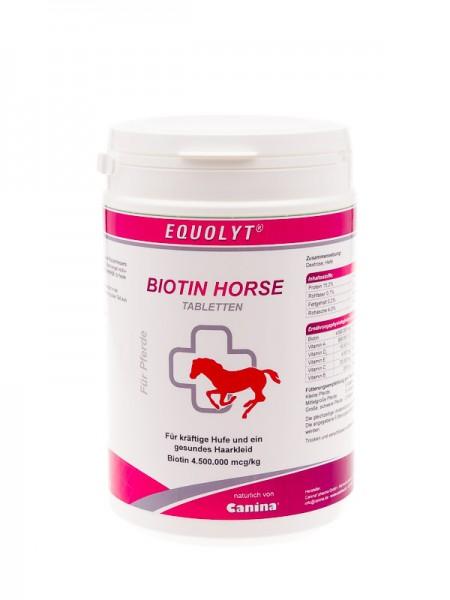 Canina Equolyt Biotin Horse Tabletten