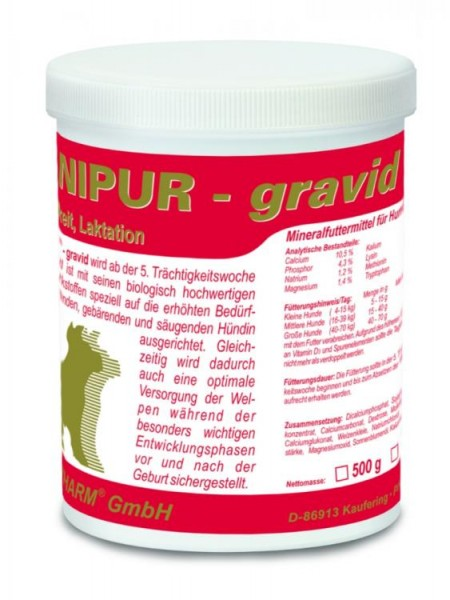 Canipur gravid 1kg
