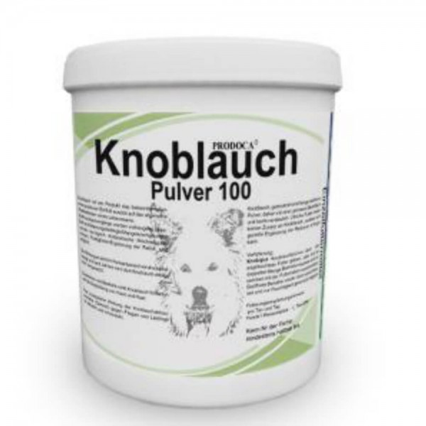 Prodoca Knoblauch 100 Hund