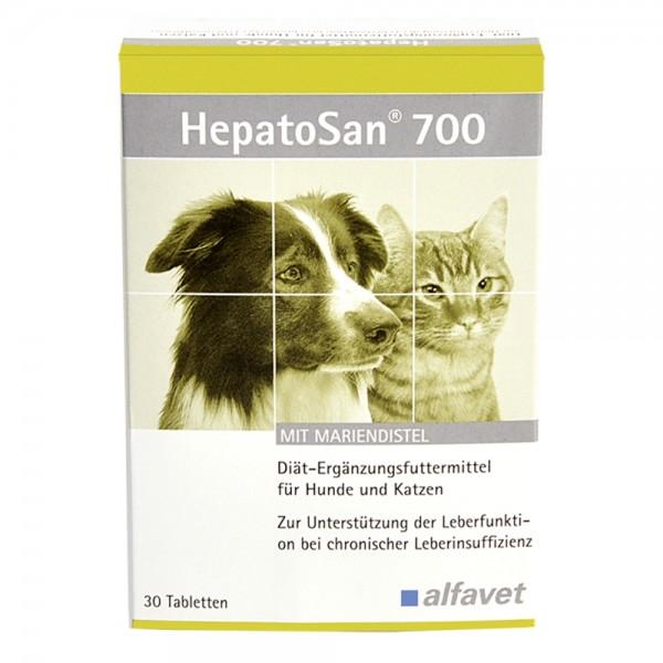HepatoSan 700 30 Tabs