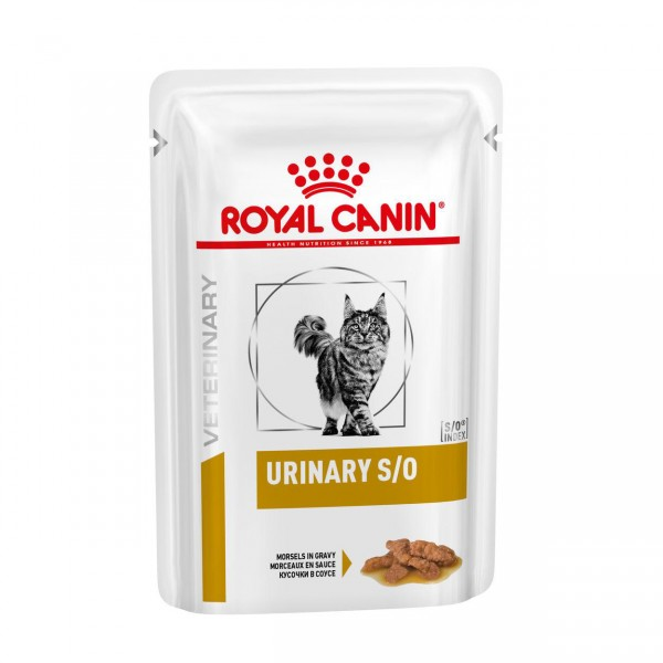 Royal canin Katze Urinary S/O Feuchtprodukte