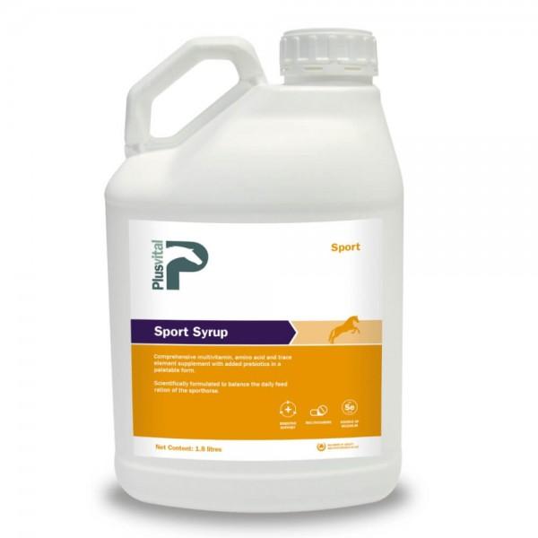 Plusvital Sport Syrup