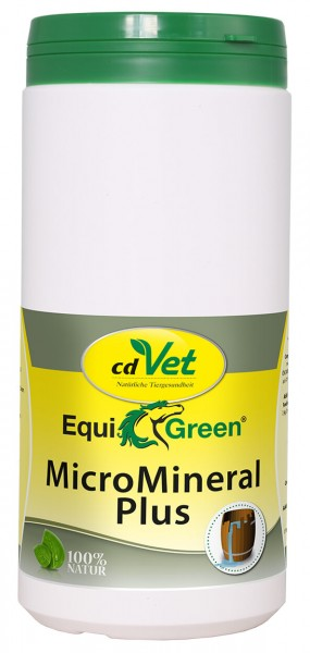 cdVet EquiGreen MicroMineral plus