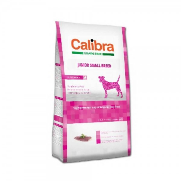 Calibra Dog Grain Free Junior Small Breed