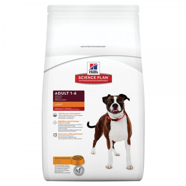 Hills Canine Adult Light Medium