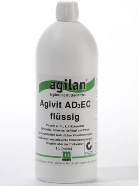 agilan Agivit AD3EC flüssig 1000ml MHD 01-2020