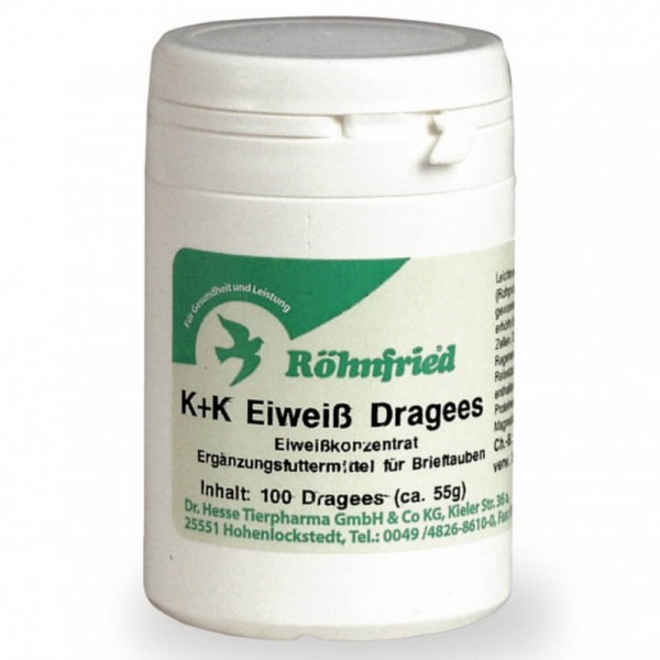 Röhnfried K+K Protein Dragees