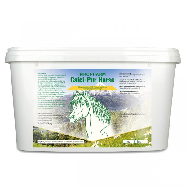 Calci Pur Horse