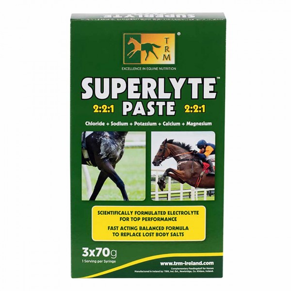 TRM Superlyte Paste 3x70g