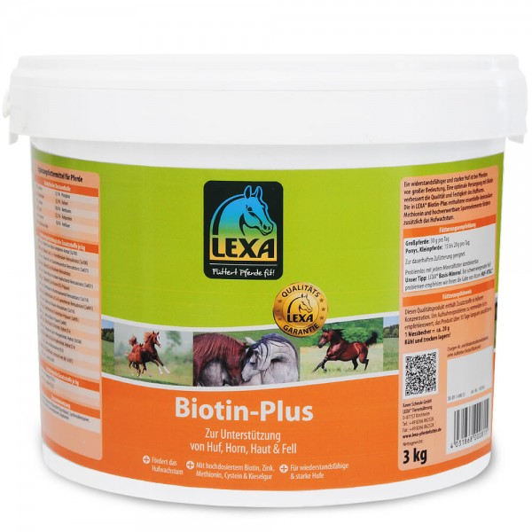 Lexa Biotin Plus 3kg