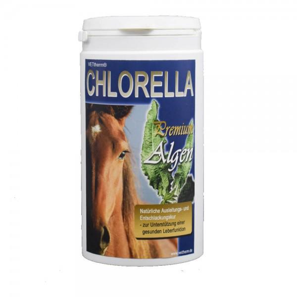 VETtherm Chlorella Premium Algen 500g Pferd