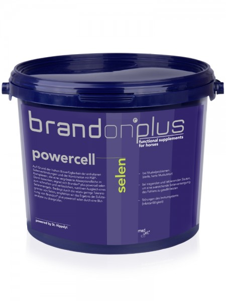 Brandon plus Powercell Selen