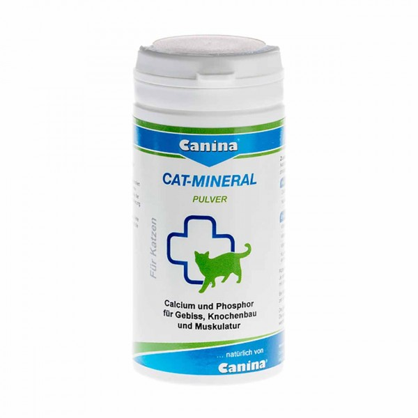 Canina Cat Mineral Pulver