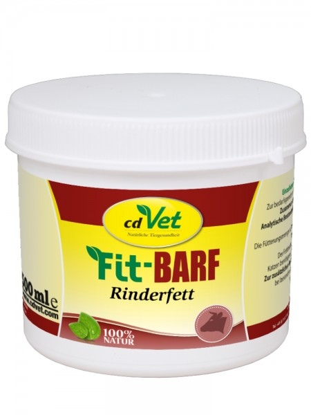 cdVet Fit-BARF Rinderfett