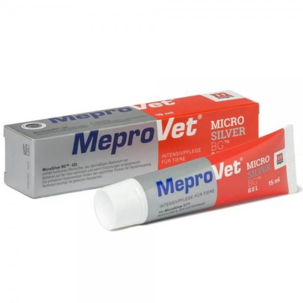 MeproVet Micro Silver BG Gel 15ml