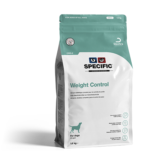 Specific CRD-2 Weight Control 1,6kg