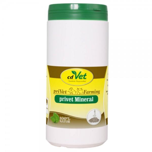 cdVet priVet Mineral