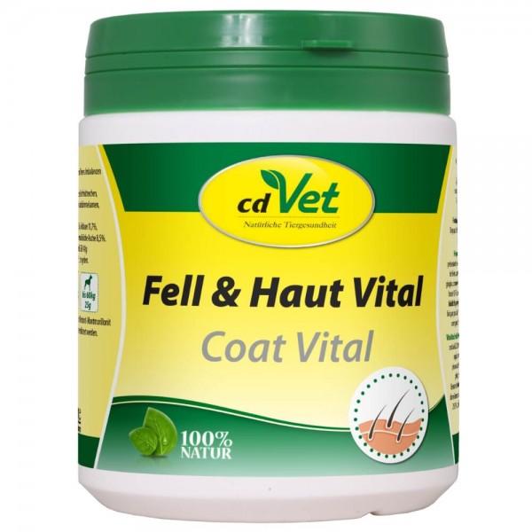 cdVet Fell Haut Vital Hund Katze