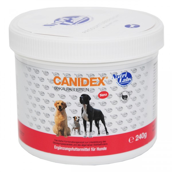 Nutri Labs Canidex 60