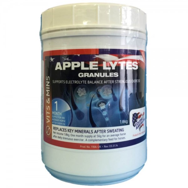 Equine Apple Lytes 1800g