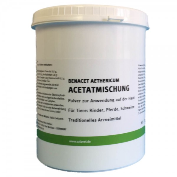 BenAcet aethericum Acetatmischung 650g
