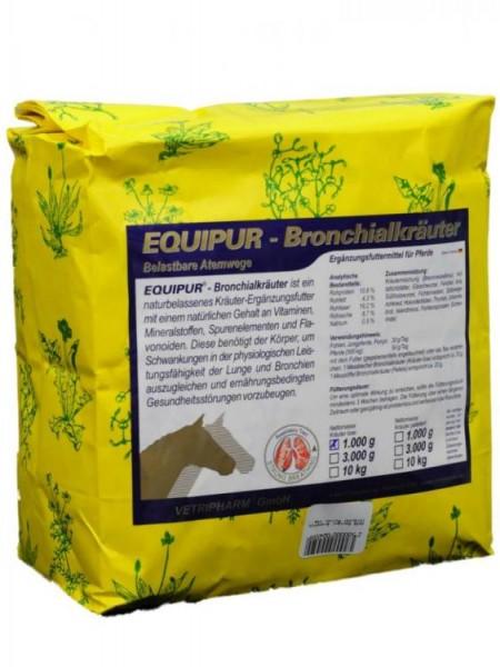 Equipur bronchialkräuter Pulver 1kg