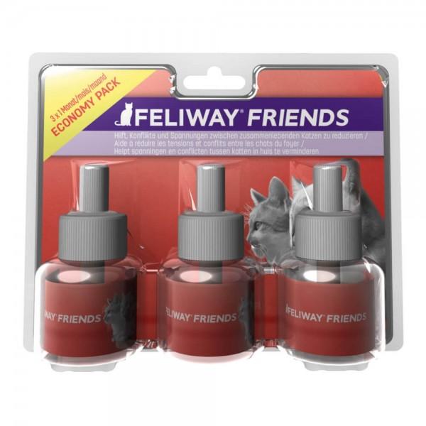 Feliway Friends Vorteilspack 3x48ml
