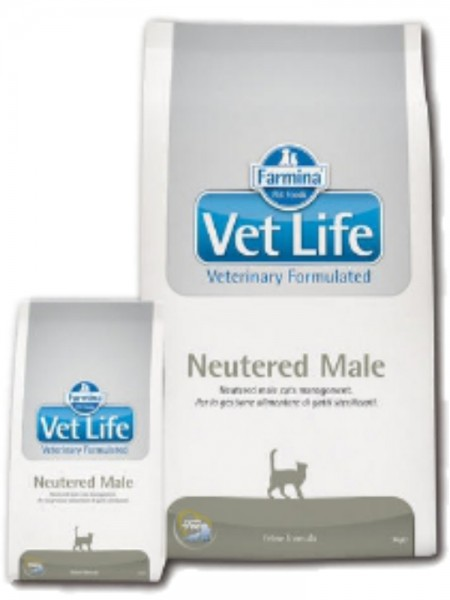 Farmina VetLife Cat Neutered male