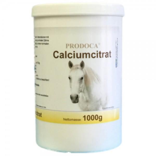 Prodoca Calciumcitrat Pulver Pferd
