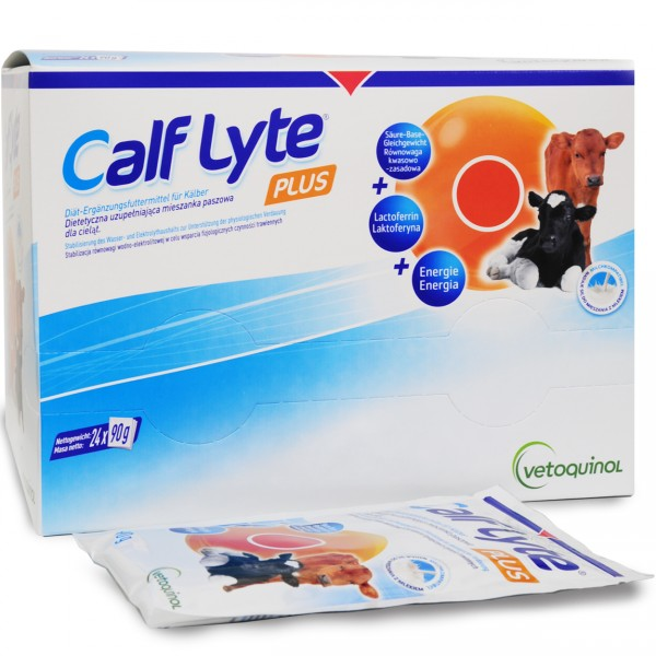 Calf Lyte Plus Beutel 24x90g