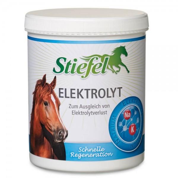 Stiefel Elektrolyt