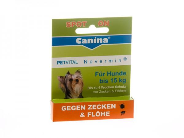 Canina Petvital Novermin