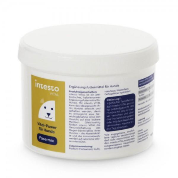 intesto Vital Hund Nahrungsfasermix 250 g