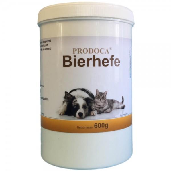 Prodoca Bierhefe Hund