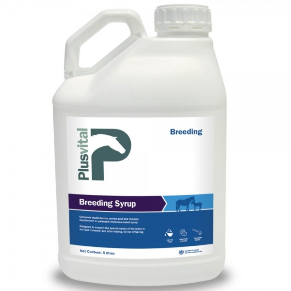 Plusvital Breeding Syrup
