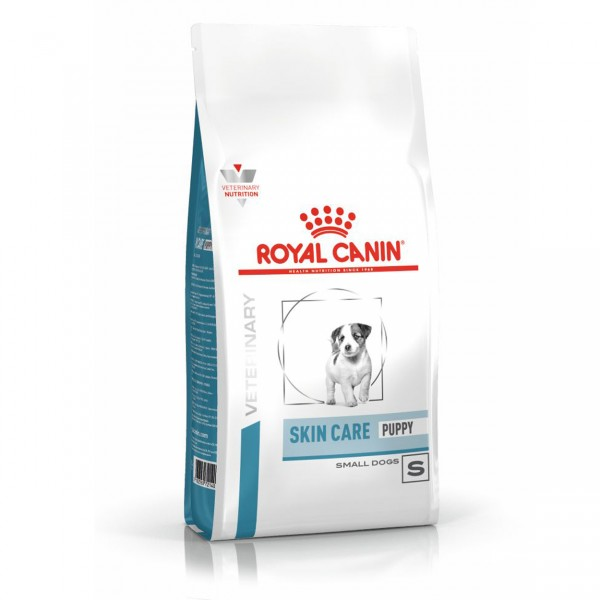 Royal Canin Hund Skin Care Puppy small dog 2kg