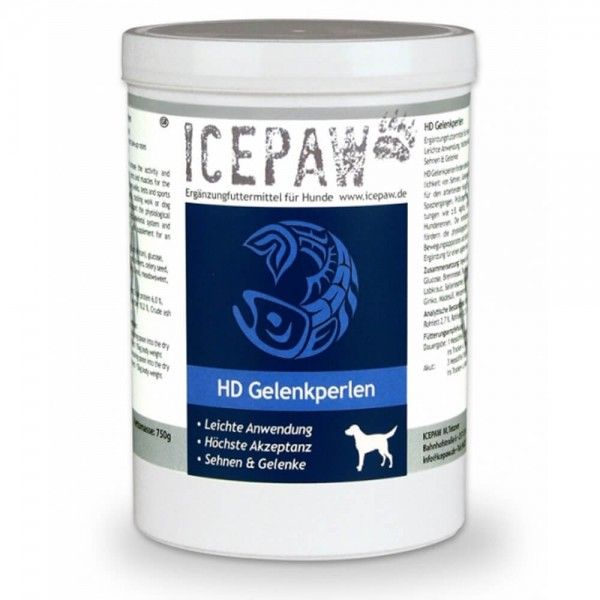 Icepaw HD Gelenkperlen 750g