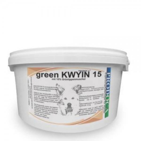 Prodoca green Kwyin 15 Hund