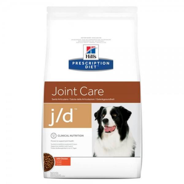 Hills Canine j/d Trockenfutter 12kg