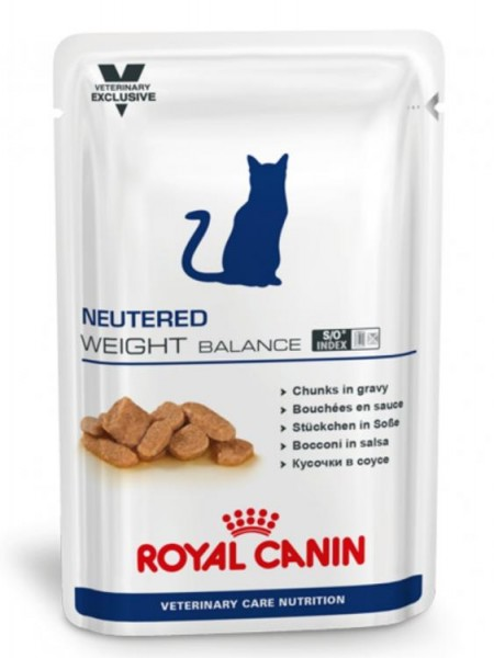 Royal Canin Katze Neutered weight balance Feucht 12x100g