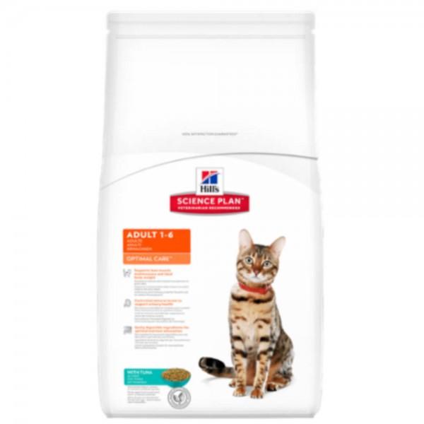 Hills Feline Adult Optimal care Trockenfutter