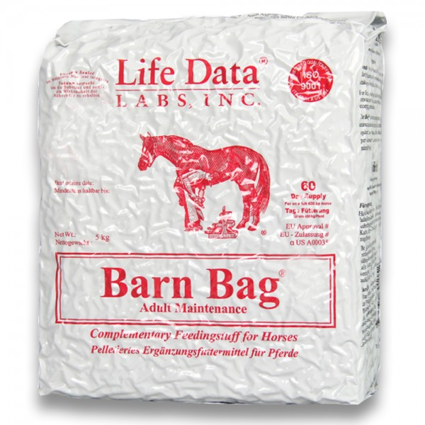 Life Data Barn Bag 5 kg Nachfüllpack