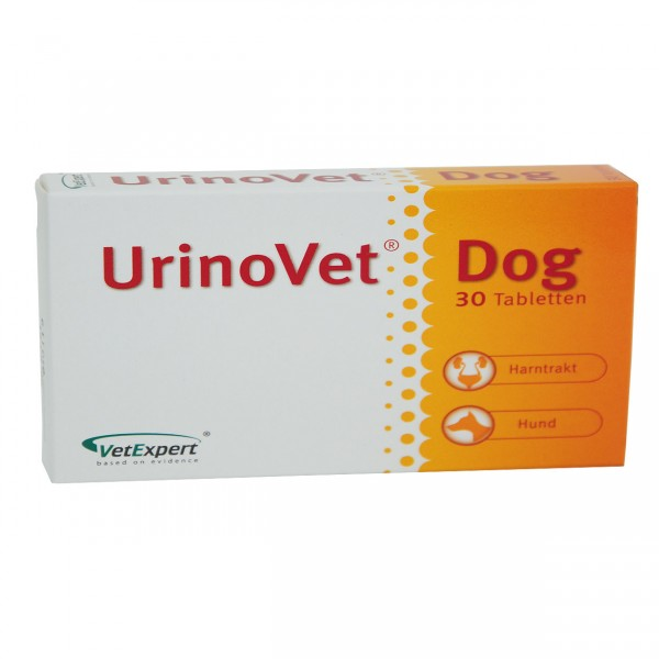 Vetexpert UrinoVet Dog 30 Tab