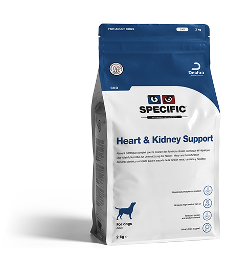 Specific CKD Heart Kidney Support 2kg